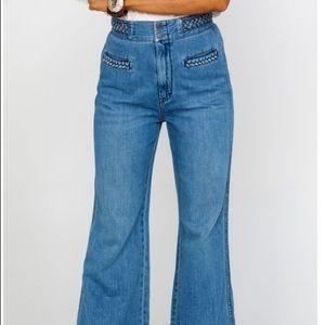 Free people seasons in the sun jeans